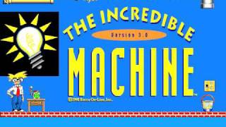 The Incredible Machine 3 - Soundtrack (CD Audio)