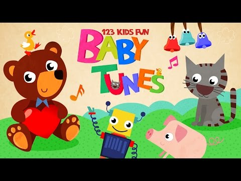 123 Kids Fun BA TUNES  Top Kids Music Games for Kids  App for Toddlers and Preschoolers