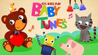 123 kids fun baby tunes app for toddlers and preschoolers