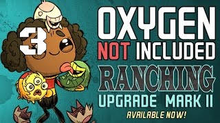 Power Problems - RANCHING UPGRADE MARK II Oxygen Not Included Gameplay - Part 3