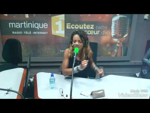 LOUISY JOSEPH Best of Acoustic live @Martinique 1ere radio