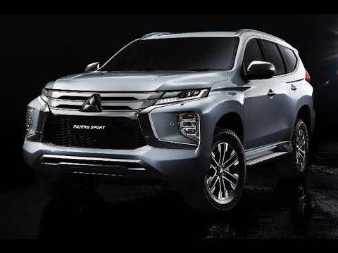 Preview Mitsubishi Motors Globally Debuts New 2020 Pajero Sport