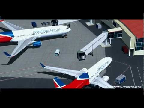 Dominican Airways Official Promo !