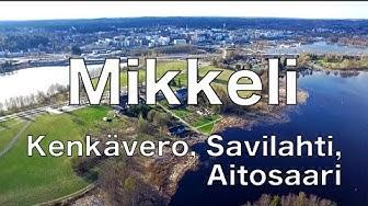 Kenkävero, Savilahti, Aitosaari - Mikkeli - Finland