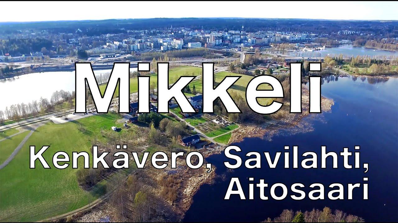 Kenkävero, Savilahti, Aitosaari - Mikkeli - Finland - YouTube