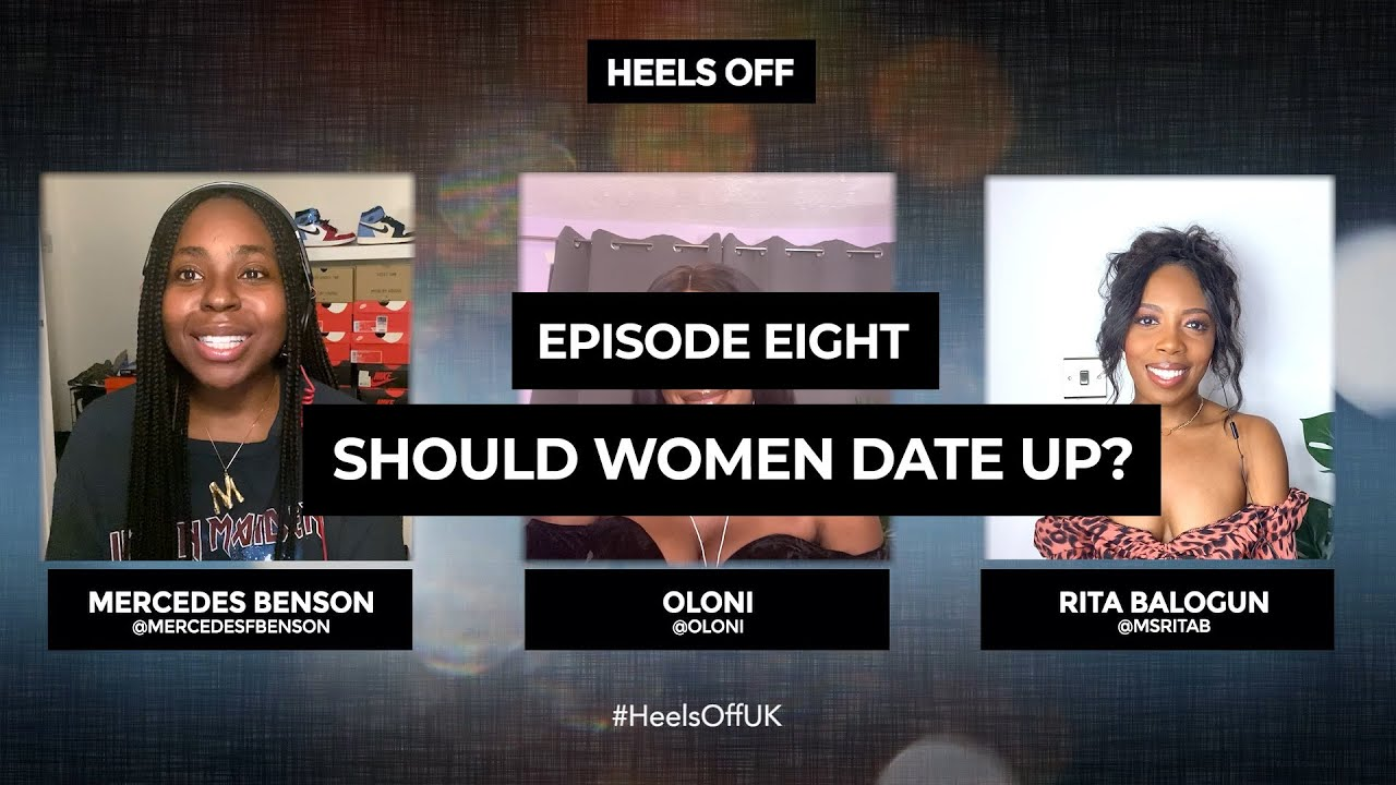 Heels Off at home: Hypergamy - Should Women Date Up?