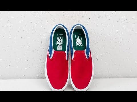 0abac647d8 How to style with VANS CLASSIC SLIP ON YACHT CLUB + UNBOXING AND REVIEW + ON