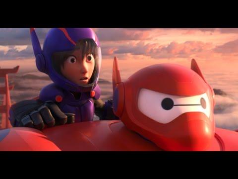 5 Razones Por Cual Ver 6 Grandes Héroes Big Hero 6 De Disney