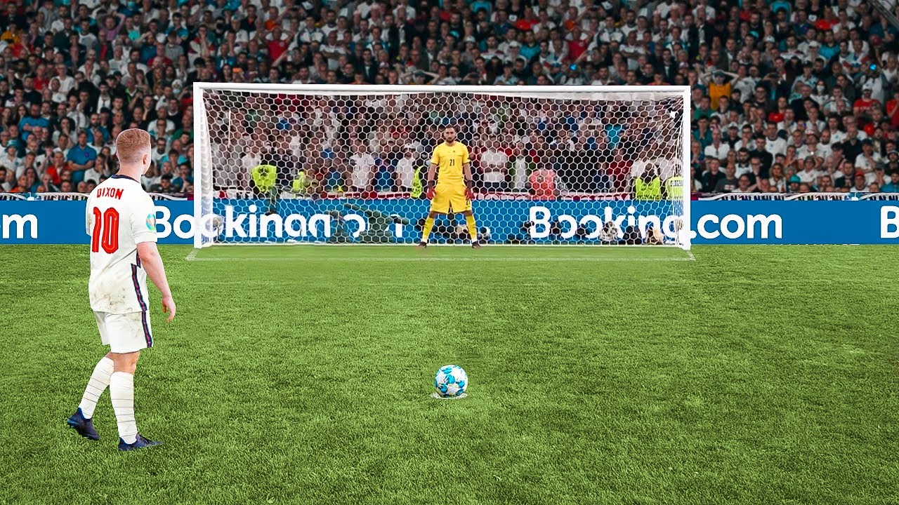 Download What if England's Euro 2020 Penalties Were Taken by England Fans?