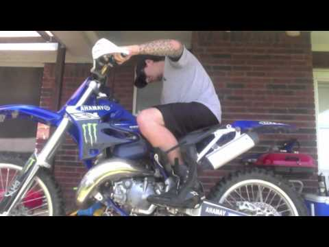 HELP YZ 125 bogging out