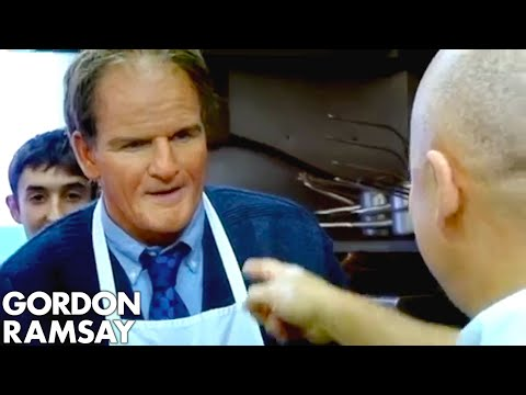 Cooking in Disguise - Gordon Ramsay