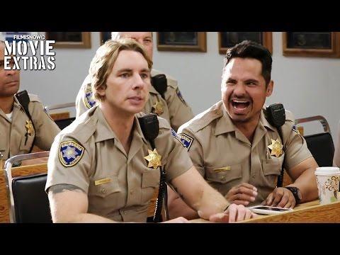 Go Behind the Scenes of CHIPs (2017)