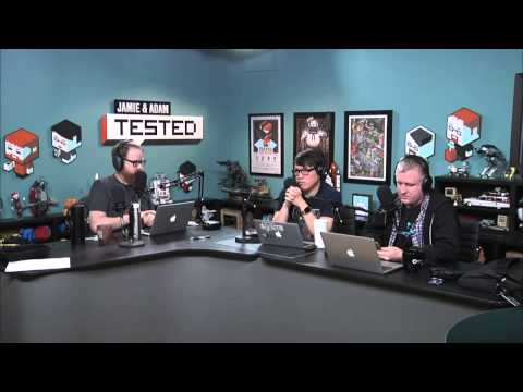 A New Cohost Appears - This Is Only a Test #284 - 1/15/2015