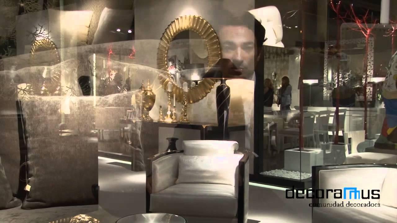 Novedades muebles epoca en habitat valencia 2011 youtube - Muebles epoca salamanca ...