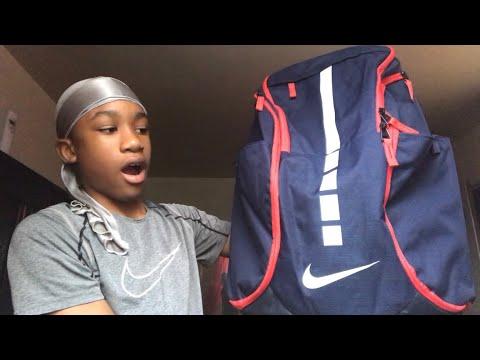 5a59bfeebb60 Nike Hoops Elite Pro Backpack Review!!! - YouTube