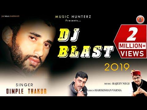 Latest Nonstop Pahari Songs  Dj Blast 2019 By Dimple Thakur  Music Hunterz