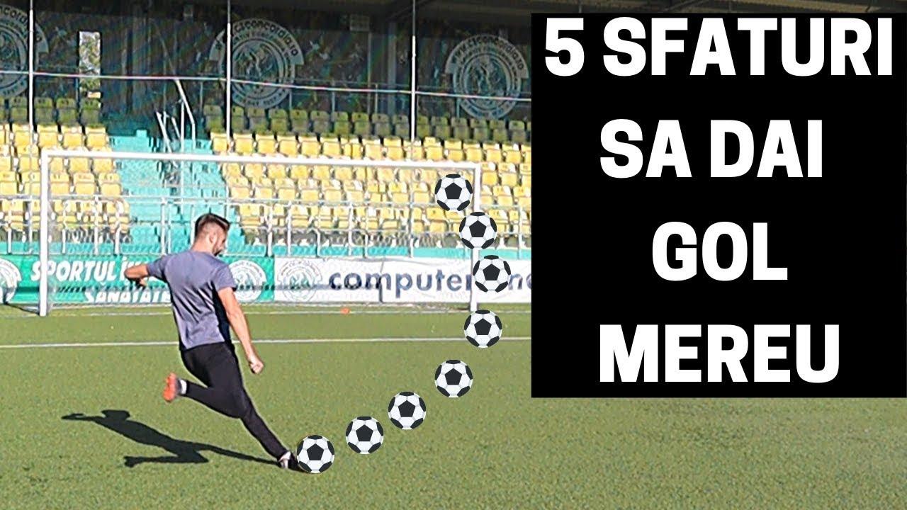Download CUM SA TRAGI LA POARTA   CUM SA SUTEZI LA FOTBAL   IMPROVED FOOTBALL