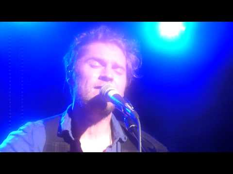 """Johannes Oerding """"Magneten"""" live in Hamburg"""
