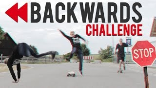 BACKWARDS CHALLENGE! || MunichFlash