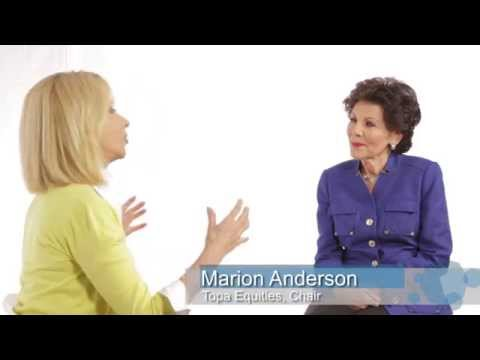 Marion Anderson donates $100 million to UCLA Anderson School of Management