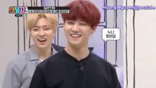 [Vietsub] GOT7 dance cover (Rough, Mr.Chu, Pick Me, Honey, Bounce)@170330 New Yang Nam Show E06