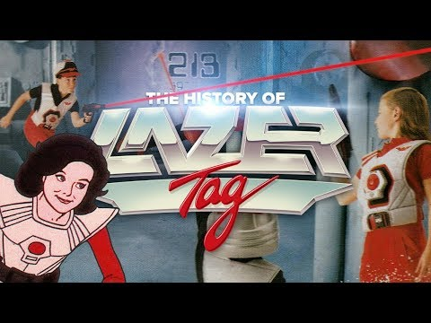 The Story Of Lazer Tag: A Toy Gun In The 80's. What Could Go Wrong?