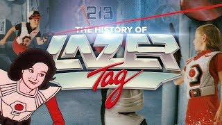 The History of Lazer Tag: A Toy Gun in the 80