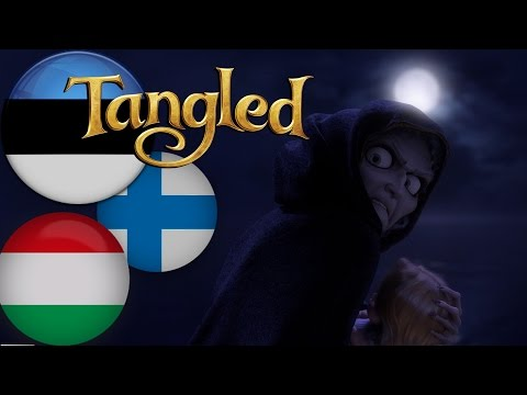 Tangled - Mother Knows Best (Reprise) - Finno-Ugric Multilanguage