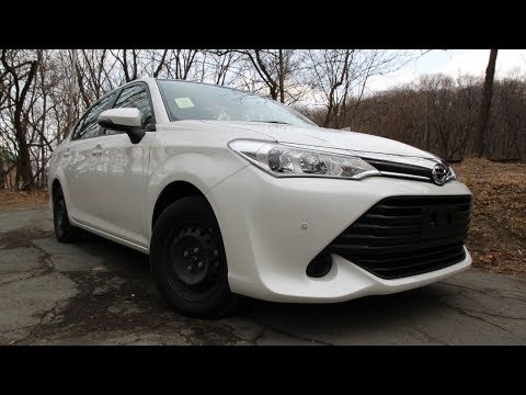 Toyota Corolla Axio 2015 - ЭКСКЛЮЗИВНАЯ КОМПЛЕКТАЦИЯ