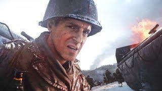 Call of Duty WW2 : D-Day Omaha Beach Landing Gameplay