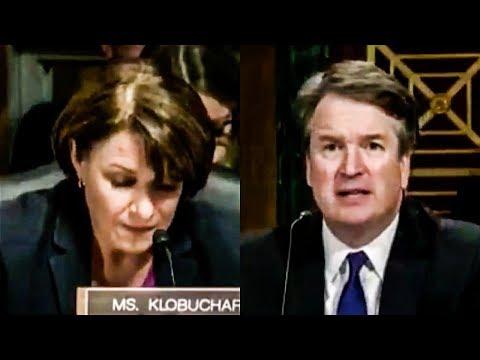 Kavanaugh Has Childish Outburst Against Senator During Hearing