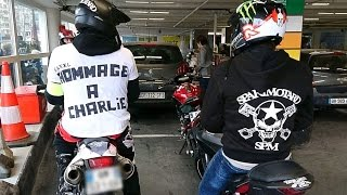 MOTARDS PARTIS TROP TOT (Charlie) RIDE IN PARADISE