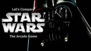 Let 39 s Compare Star Wars The Arcade Game