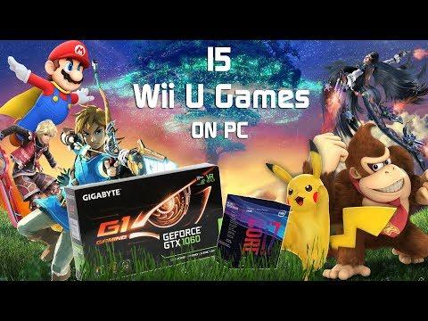 15 Wii U