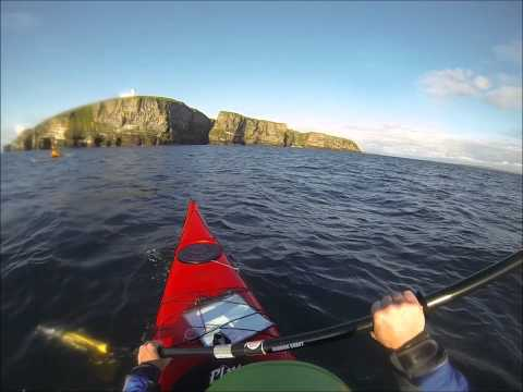 Pentland Firth, Sea Kayak Crossing   July 2015