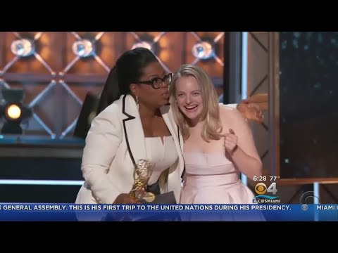 'Veep,''The Handmaid's Tale' Win Top Emmy Award Prizes