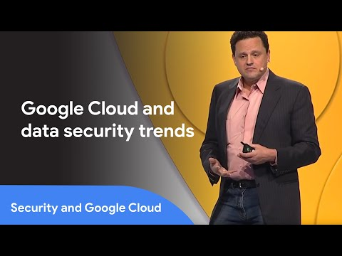 Google Cloud: Data Protection And Regulatory Compliance (Cloud Next '19)