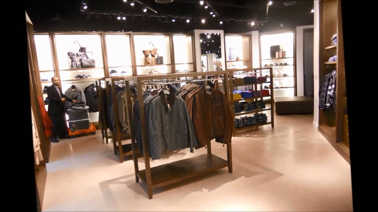 5b5a010539c6 Burberry Toronto Premium Outlet youtube - YouTube