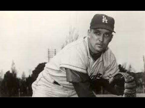 Carl Erskine- Brooklyn Dodgers