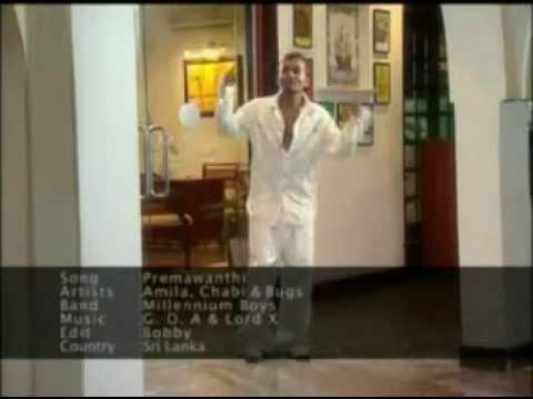 Millennium BoyZ - Premawannthi Malay Verson (Orginal Video)