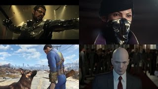 Top 10 Most Anticipated Single Player Games PC 2015 - 2016 (July)