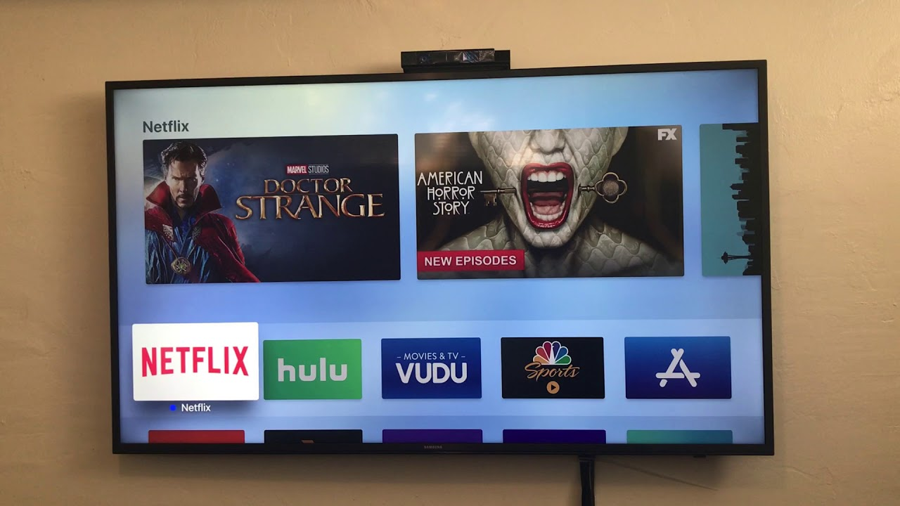 Samsung Smart Tv How to Update System Software 2017