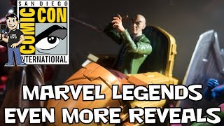 Hasbro Marvel Legends EVEN MORE REVEALS at San Diego Comic Con 2018