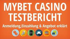 mybet Casino Testbericht: Anmeldung & Einzahlung erklärt [4K]