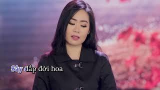 KARAOKE Đắp Mộ Cho Chàng - Như Hoa ( MV Giọng Ca Ngọt Ngào Đậm Chất Bolero Gây Nghiện 2018 )