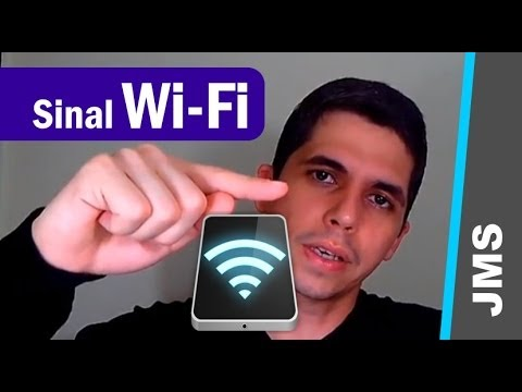 Como melhorar o Sinal do seu Roteador Wireless - Wifi