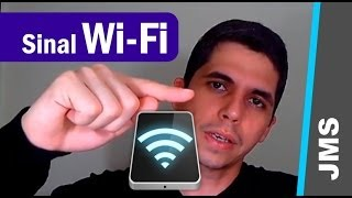 JMS - Como melhorar o Sinal do seu Roteador Wireless - Wifi
