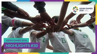 Asian Games 2018 Highlights #30