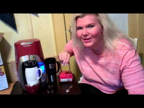 Hamilton Beach FlexBrew Coffee Maker Review / Demo