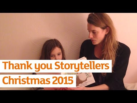 The Storytellers: Thanks to the Storytellers | Sainsbury's